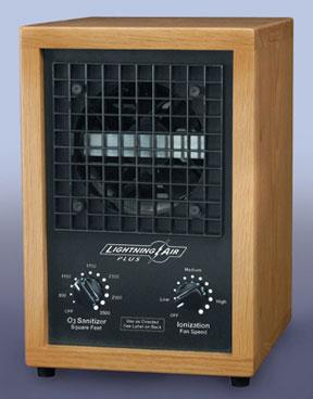 Nature S Home Air Filter Lightening 3500 Ionizer