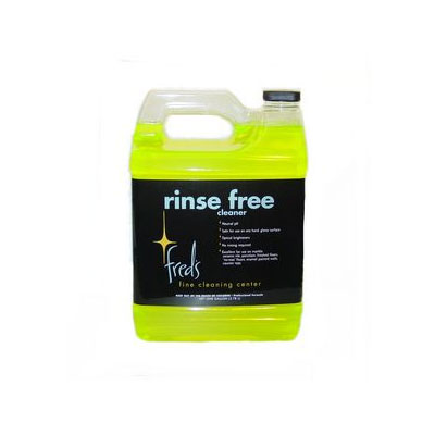 Freds Fine Cleaning Rinse Free Cleaner Gallon - Fred's floor tile