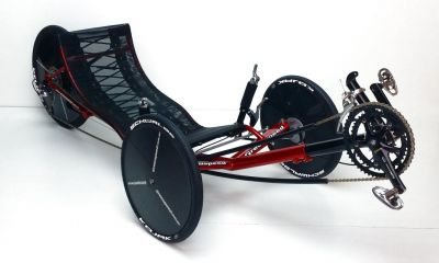AERO GreenSpeed Trike