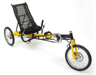 ANURA GreenSpeed Trike