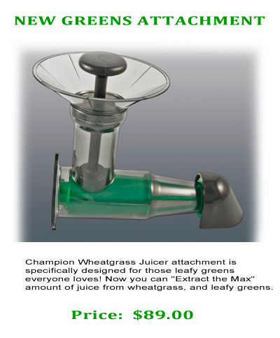 champion juicer cleaning instructions