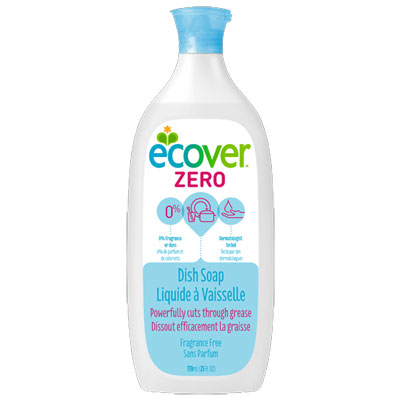 Ecover Fragrance-free Liquid