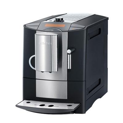 Espresso tea make in an machine