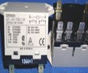 Relay, DP/DT 120V