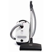Miele S2 Delphi S2121 Canister Vacuum Cleaner