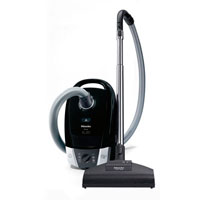 Miele S6 Onyx Canister Vacuum Cleaner