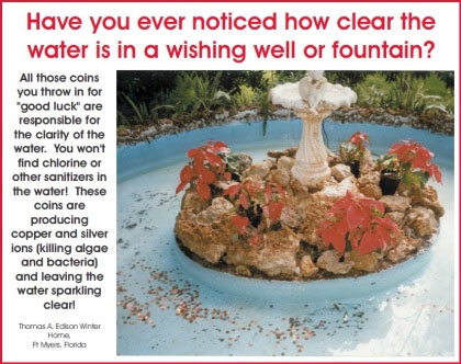 Wishing Well Fountain